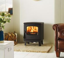 Dovre 225woodburning or multi-fuel versions cast iron 4.6Kw