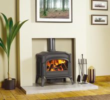 Dovre700 woodburning or multi-fuel versions11Kw(CBW)12Kw(MFF)